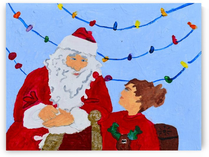 Christmas Eve. David K by The Arc of the Capital Area