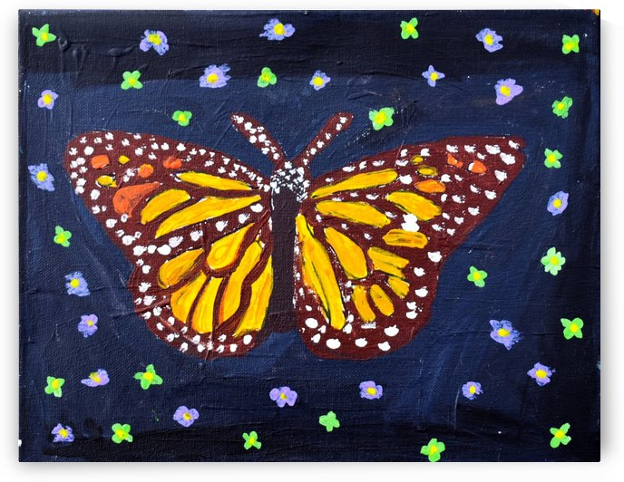 Mariposa. Maggie Z by The Arc of the Capital Area
