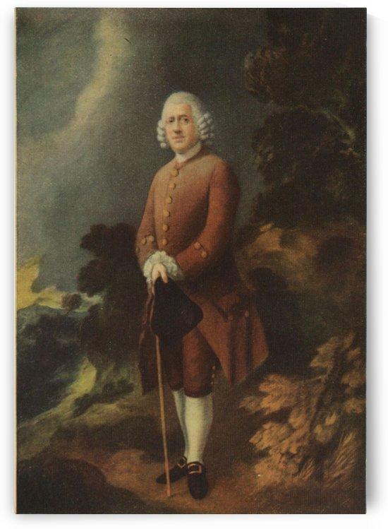 Dr Ralph Schomberg by Thomas Gainsborough