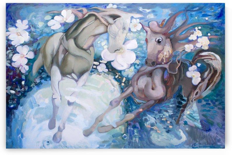 April illusions by Anastasiia Grygorieva