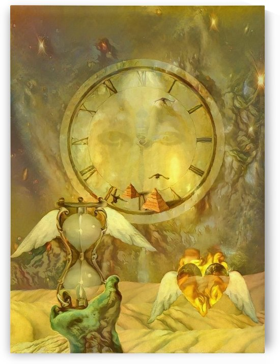 The Passing Time by Bruce Rolff