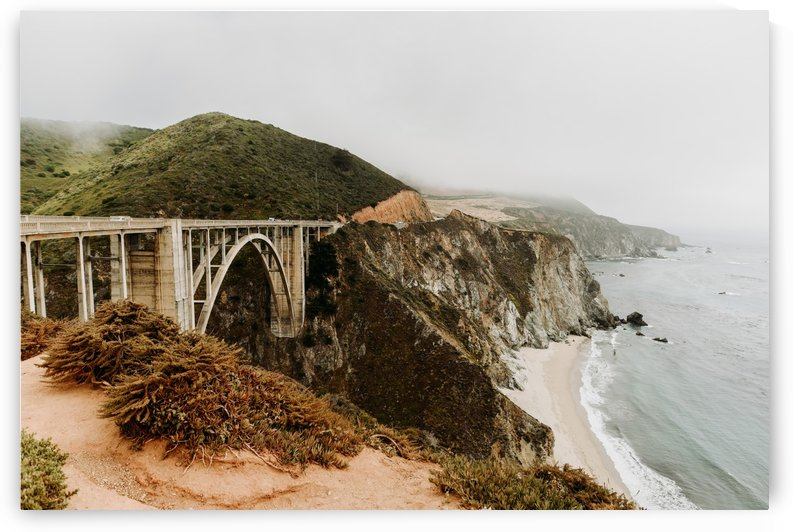 Bixby Bridge California by StephanieAllard