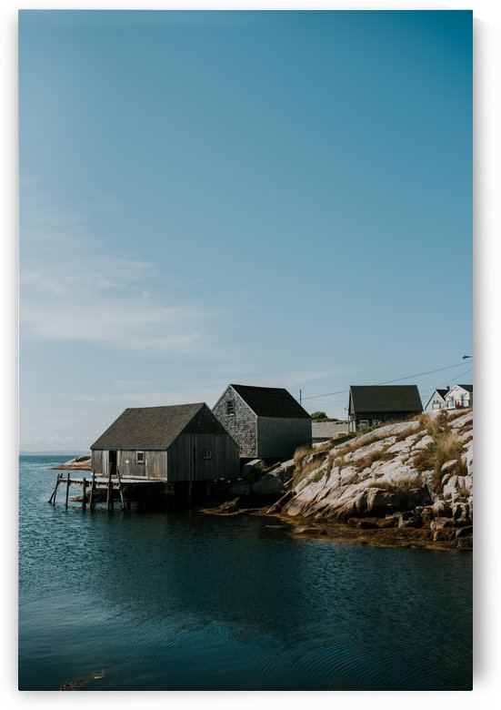 Peggys Cove Nova Scotia by StephanieAllard