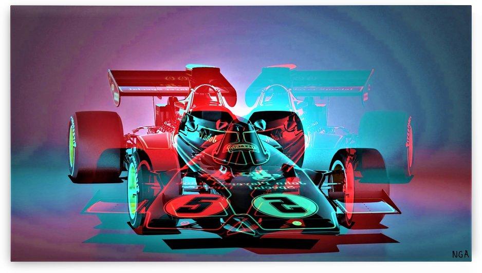 Grand Prix - by Neil Gairn Adams by Neil Gairn Adams