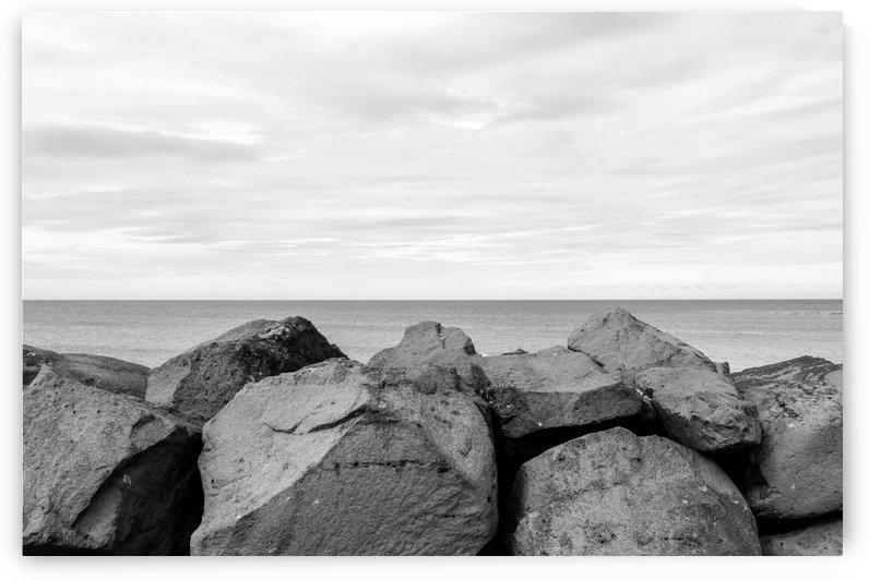 Coast II by Attila R  Kovacs