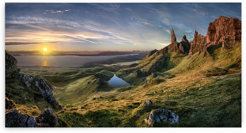 The old man of Storr by 1X