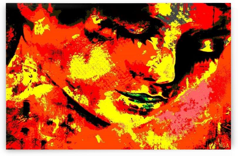Red Yellow Black - by Neil Gairn Adams by Neil Gairn Adams