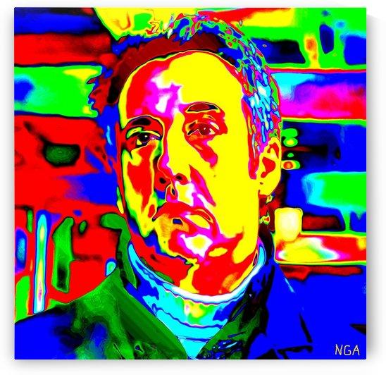 Michael Cohen  -The Fixer-  the Presidents ex Lawyer by Neil Gairn Adams by Neil Gairn Adams