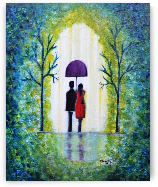 Summer Romance by ArtbyManjiri