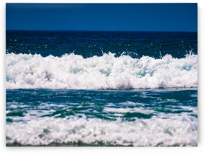 Rumblin Waves by Suzanne Atkin