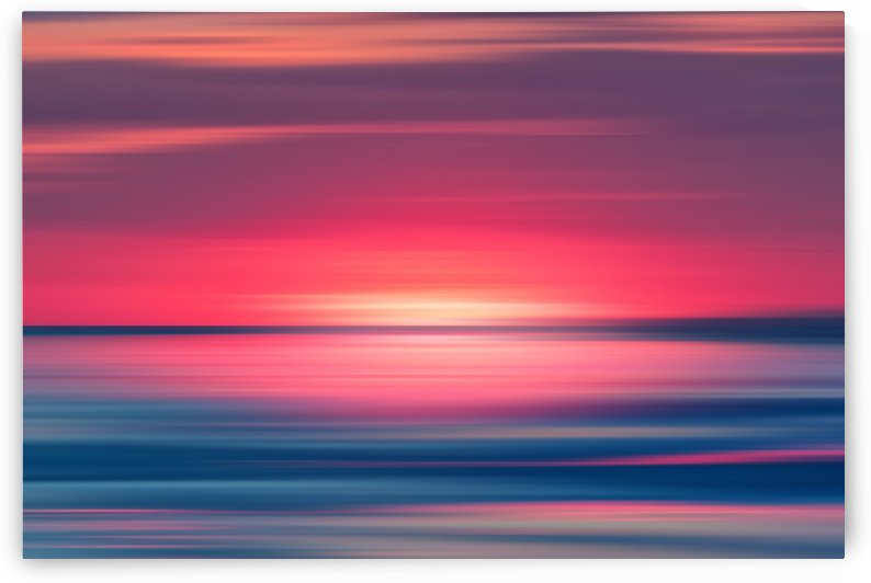 Abstract Sunset I by Art Design Works