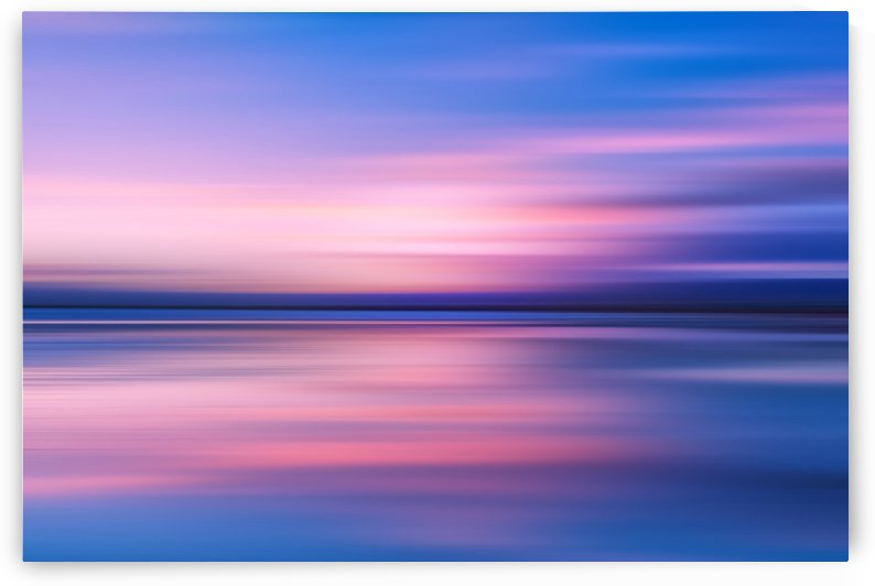 Abstract Sunset III by Art Design Works