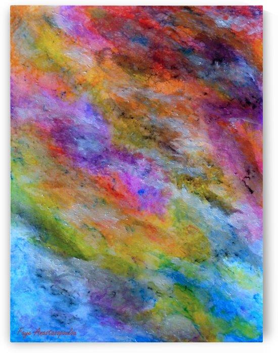 Rainbow Symphony by Faye Anastasopoulou