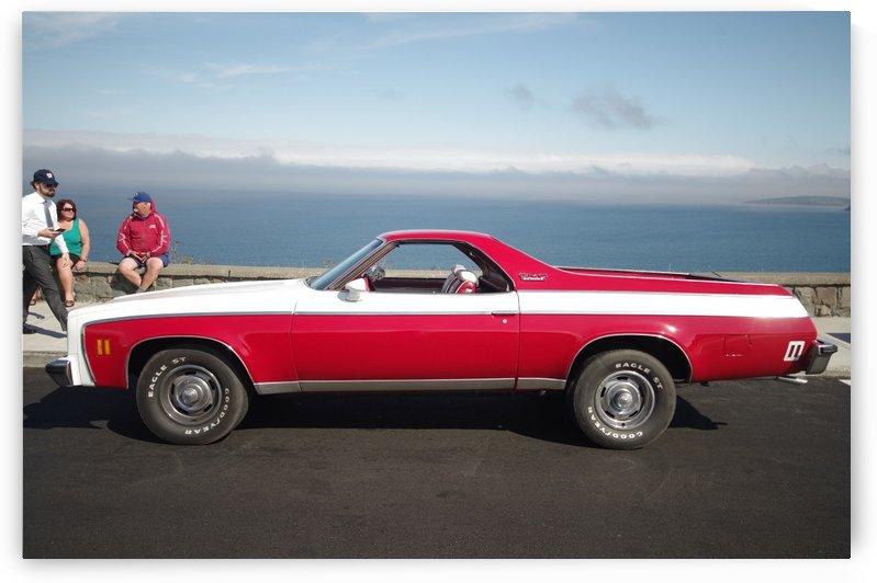 GMC Sprint Utility Pickup coupe combo by Bob Corson