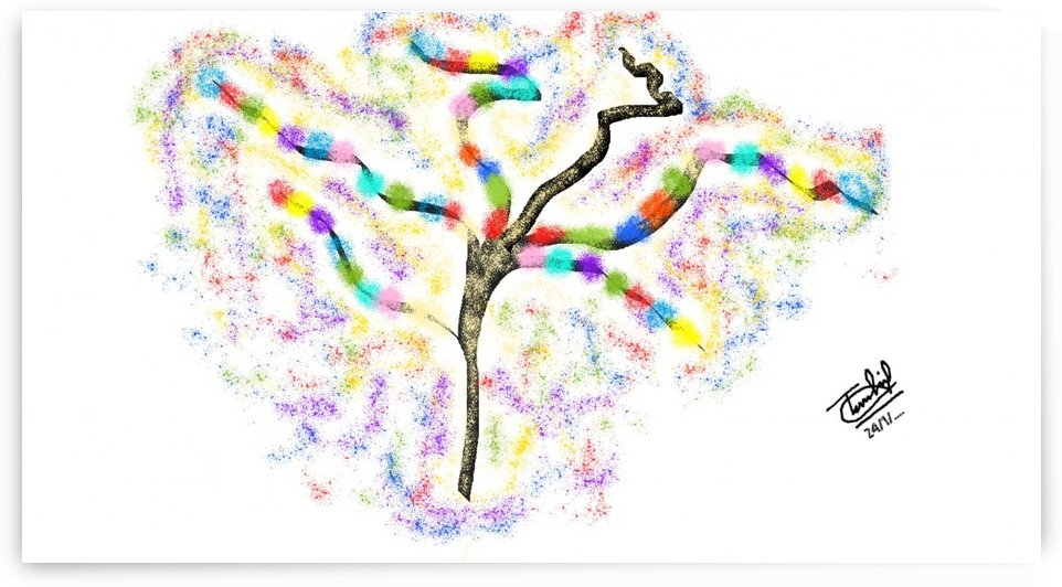 The Magic Tree by Tawhid RN