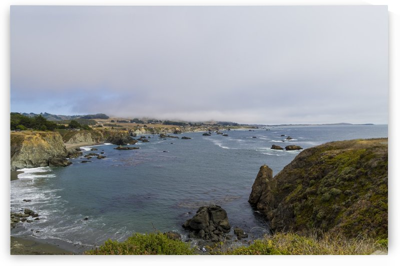 Bodega Bay 3 by Bob Corson