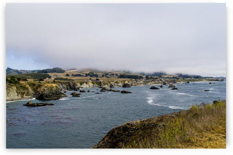 Bodega Bay 4 by Bob Corson