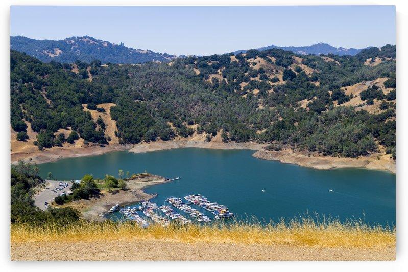 Lake Sonoma 2 by Bob Corson