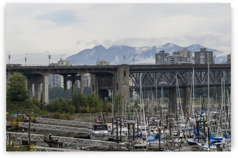Vancouver  21 by Bob Corson