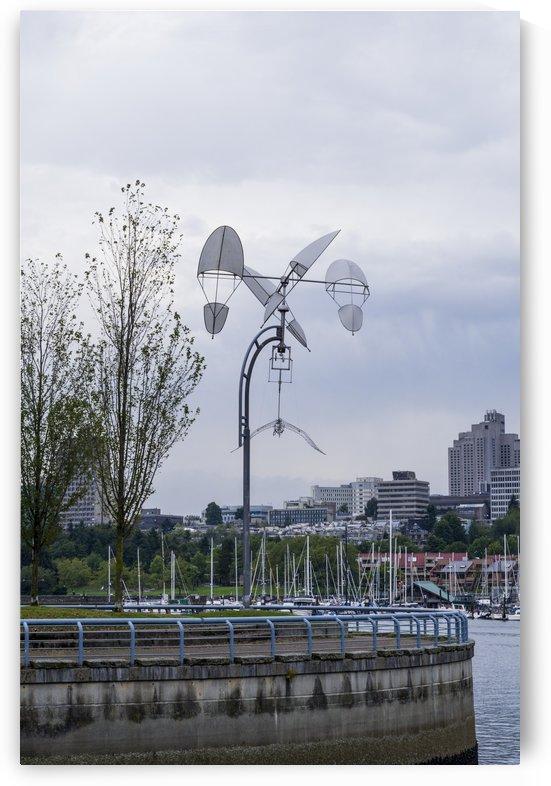 Heron Sculpture 1 by Bob Corson