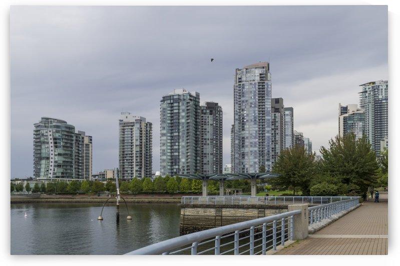 Vancouver  8 by Bob Corson