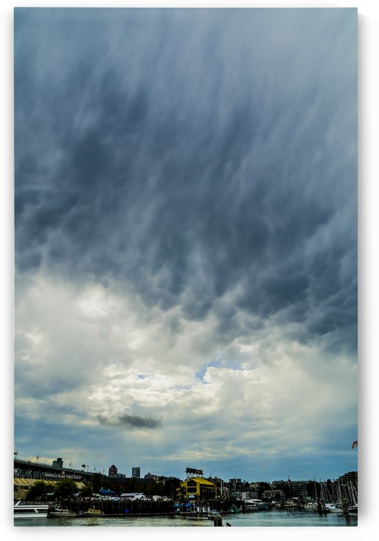 Storm Rising by Bob Corson