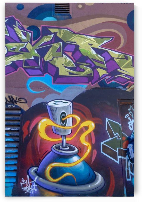 Torontos Graffiti Alley  28 by Bob Corson