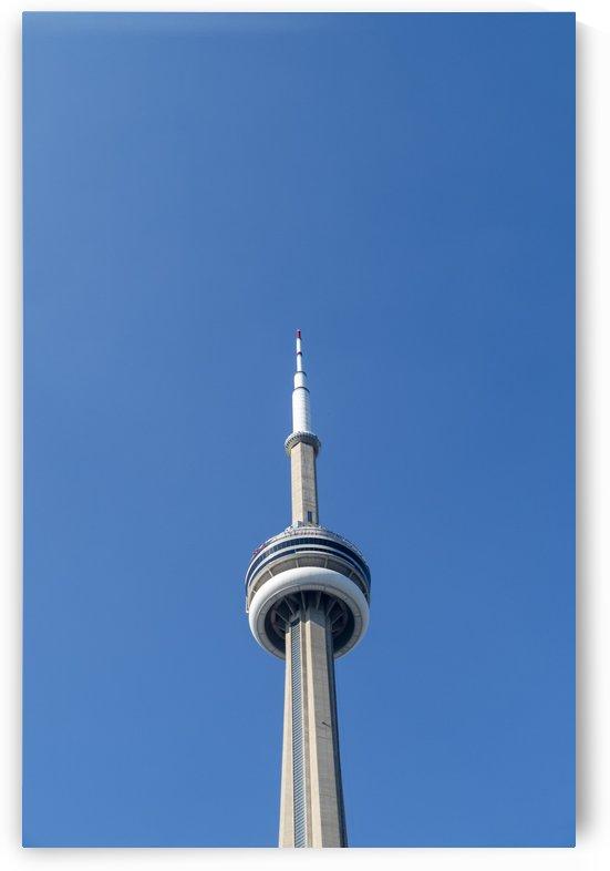 CN Tower by Bob Corson