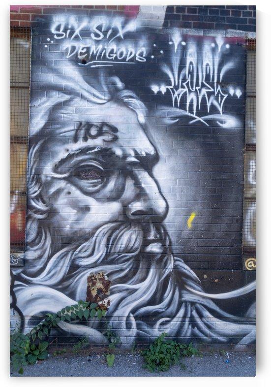 Torontos Graffiti Alley  26 by Bob Corson