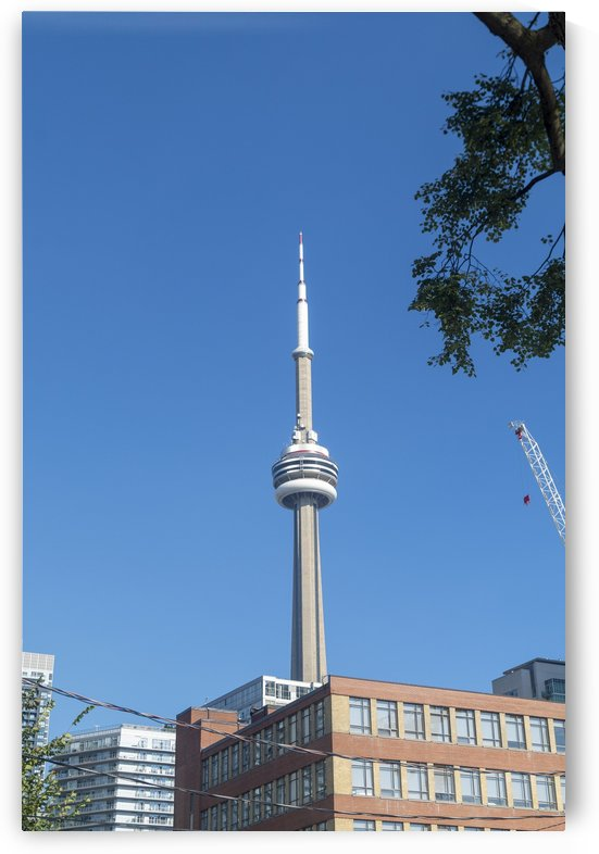 Toronto Skyline 1 by Bob Corson