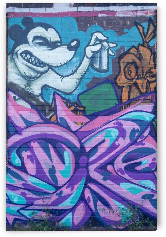 Torontos Graffiti Alley  24 by Bob Corson