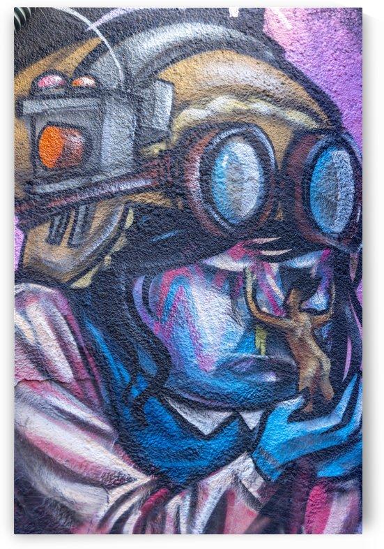Torontos Graffiti Alley  4 by Bob Corson