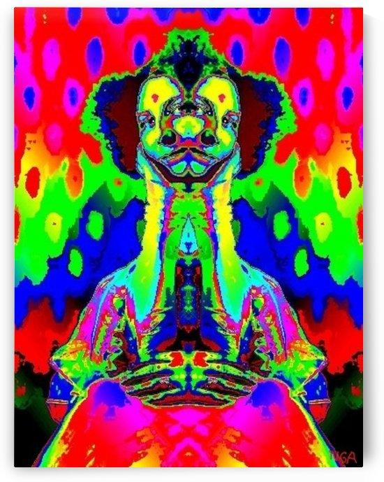 Double Minded - by Neil Gairn Adams by Neil Gairn Adams