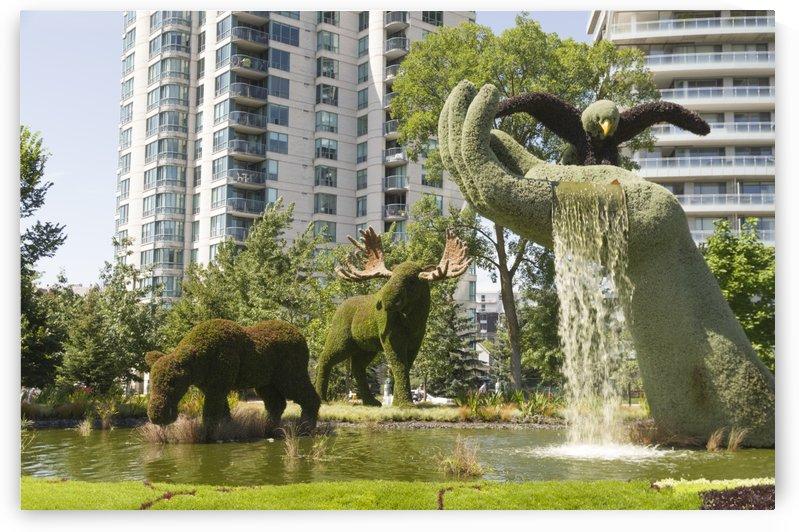 MosaïCanada 150 Display 6 by Bob Corson
