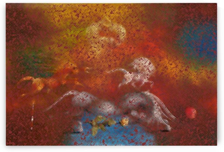 Horse Ride by David Berkowitz Chicago
