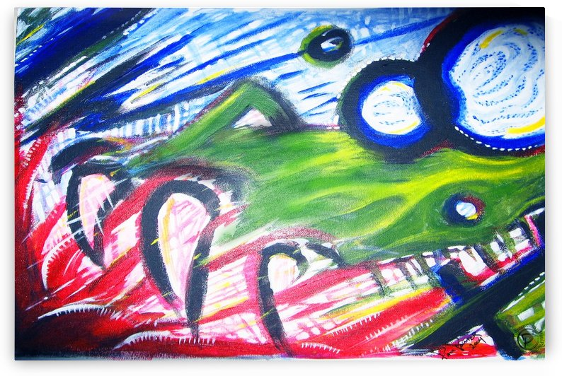 Paint Monster by P2