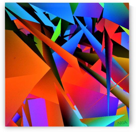 Dimensions -  bY Neil Gairn Adams  by Neil Gairn Adams