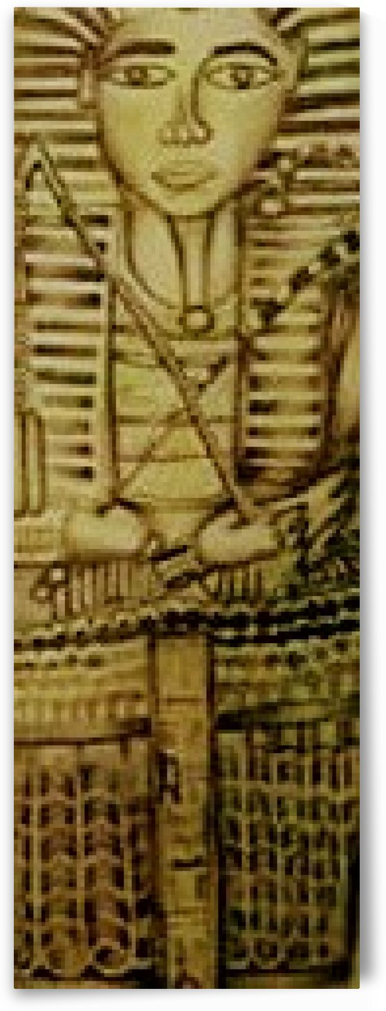 Sarcophagus of the King by David Bernstein