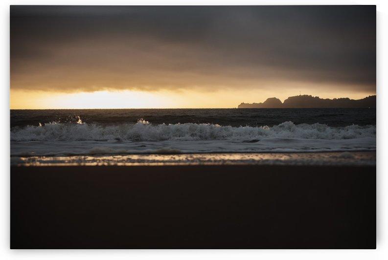 San Francisco Sunset by StephanieAllard