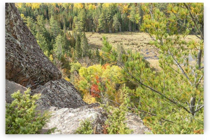 Eagles Nest Lookout 5 by Bob Corson