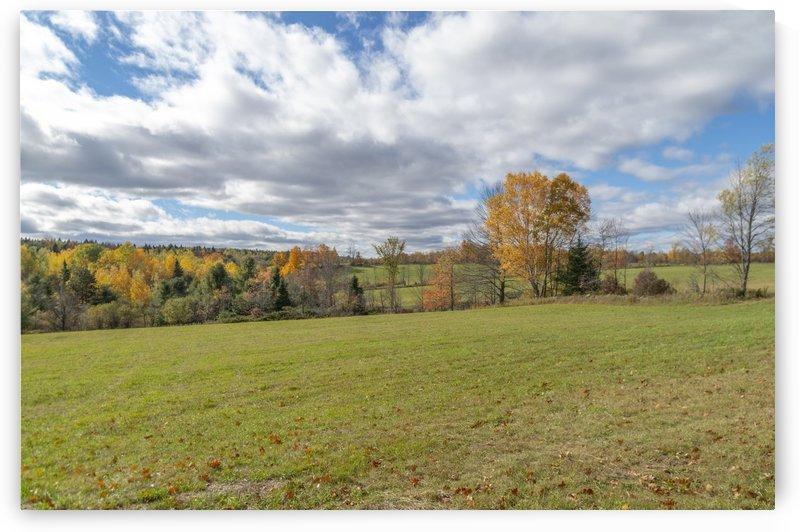 Renfrew County Autumn Scene 1 by Bob Corson