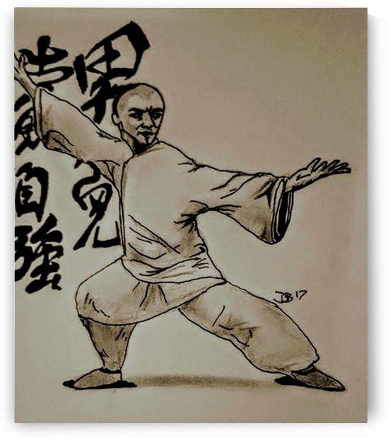 Sil Lum Gung-Fu by David Bernstein