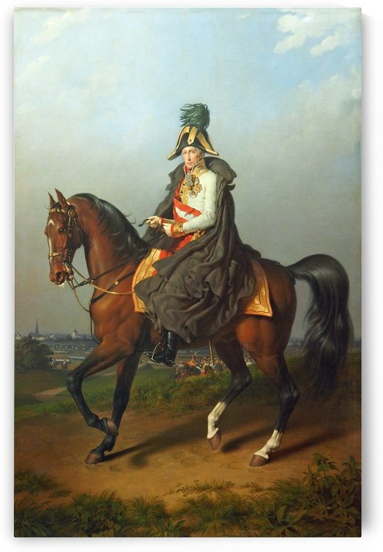 Eremitage St. Petersburg by Johann Peter Krafft