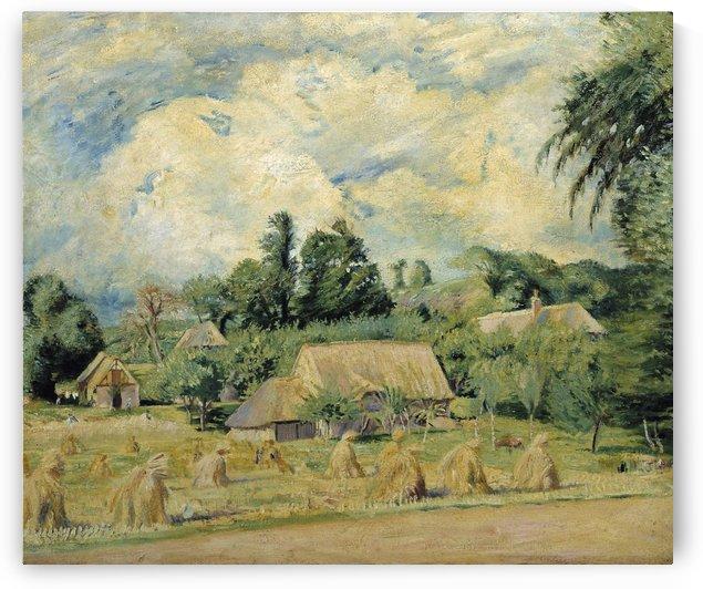 Village by William Rothenstein