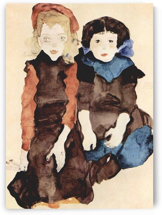 Children by William Rothenstein