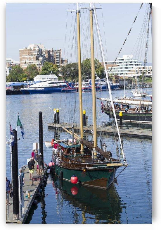 Victoria British Columbia CLassic Boat show 22 by Bob Corson