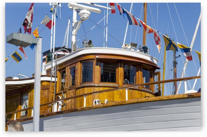 Victoria British Columbia CLassic Boat show 6 by Bob Corson