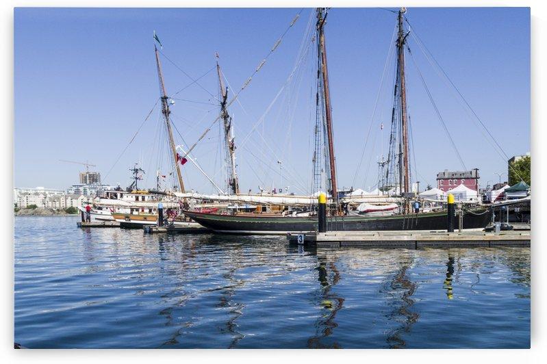 Victoria British Columbia CLassic Boat show 5 by Bob Corson