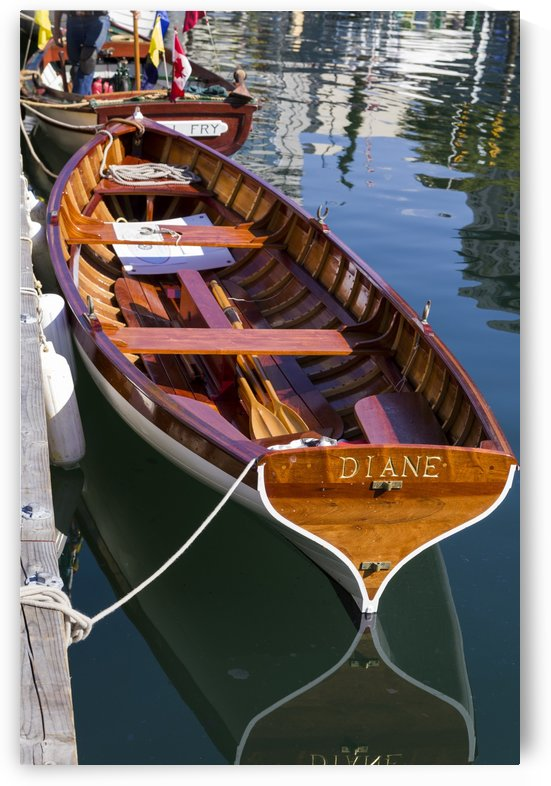 Victoria British Columbia CLassic Boat show 1 by Bob Corson