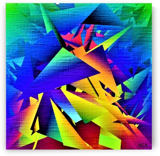 Shapes - by Neil Gairn Adams by Neil Gairn Adams